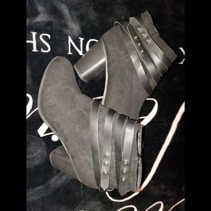 Madden Girl Deluxx Wrapped Buckle Bootie